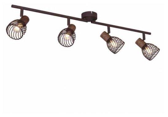 Люстра Globo Lighting Isabelle 54817-4, E14, 160 Вт