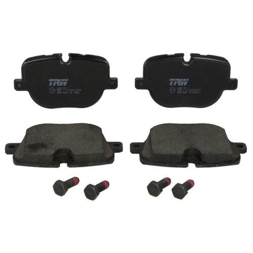 Дисковые тормозные колодки задние TRW GDB1824 для Land Rover Range Rover, Land Rover Range Rover Sport (4 шт.)