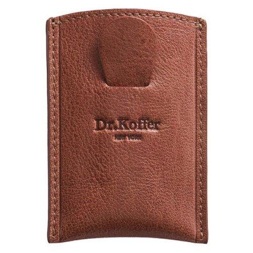 Кредитница Dr.Koffer X510332-02, светло-коричневый