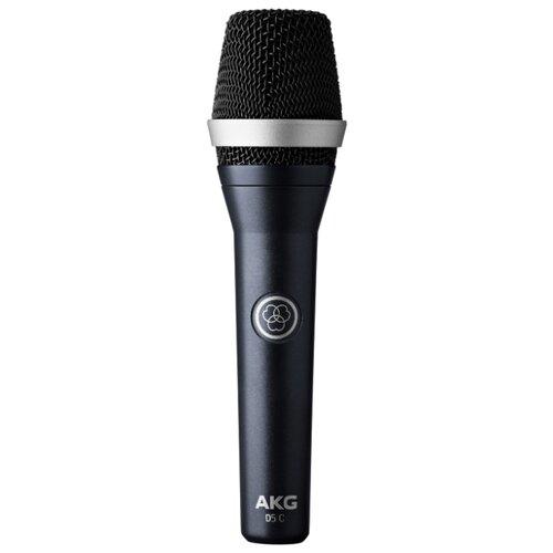 Микрофон AKG D5C темно-синий