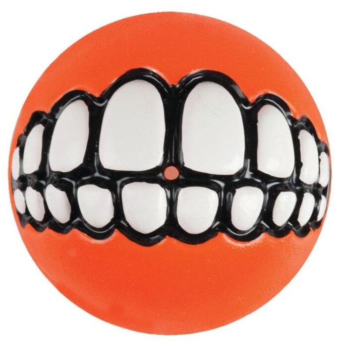 Мячик для собак Rogz Grinz Small