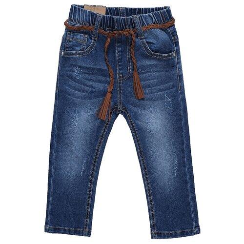 Джинсы Sweet Berry 912113 размер 92, темно-синий джинсы мужские montana цвет темно синий 10061 rw размер 38 34 54 34