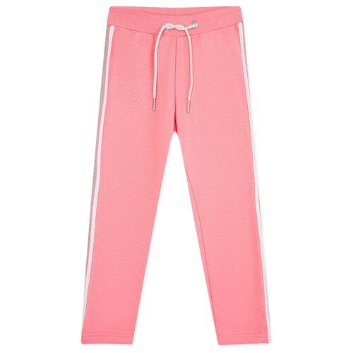 Купить Брюки playToday Hype 120122014 размер 134, розовый