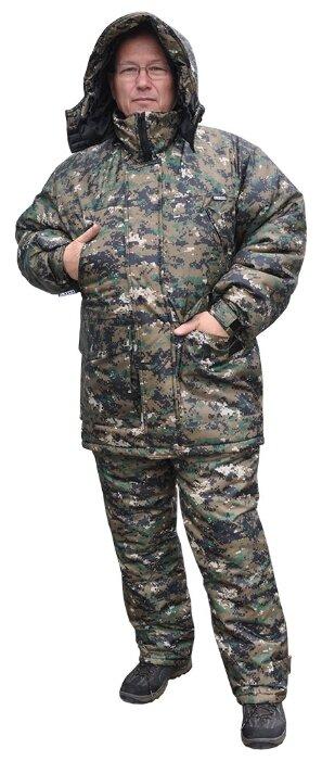 Маскировочный костюм Леший для охоты