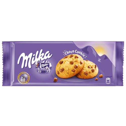 Фото - Печенье Milka choco cookies, 168 г печенье bergen original cookies