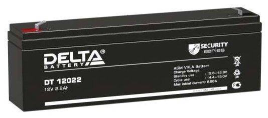 Аккумуляторная батарея DELTA Battery DT 12022 2.2 А·ч