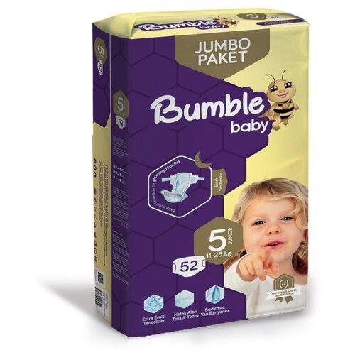 Bumble Baby подгузники 5 (11-25 кг) 52 шт.