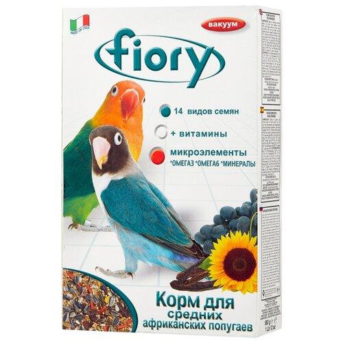 Fiory корм Parrocchetti African для средних попугаев 800 г