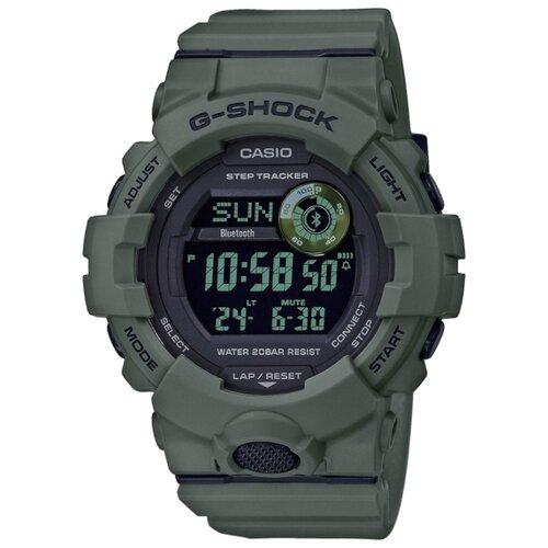 цена Наручные часы CASIO G-Shock GBD-800UC-3E онлайн в 2017 году
