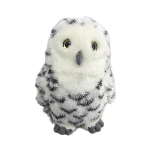 Мягкая игрушка Leosco Полярная сова 18 см