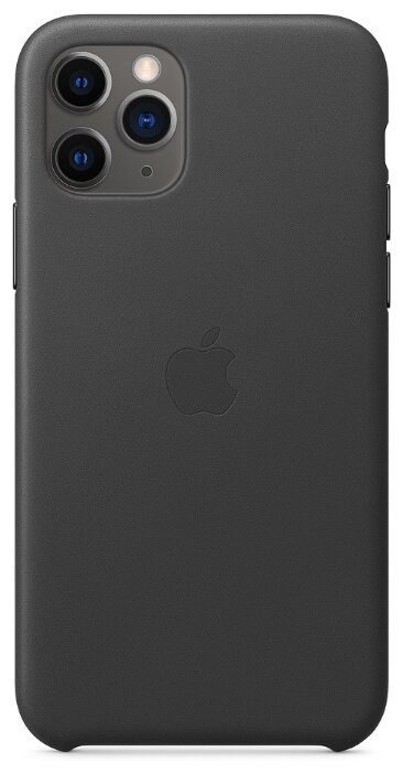 Чехол APPLE iPhone 11 Pro Leather Case Forest Green MWYC2ZM/A