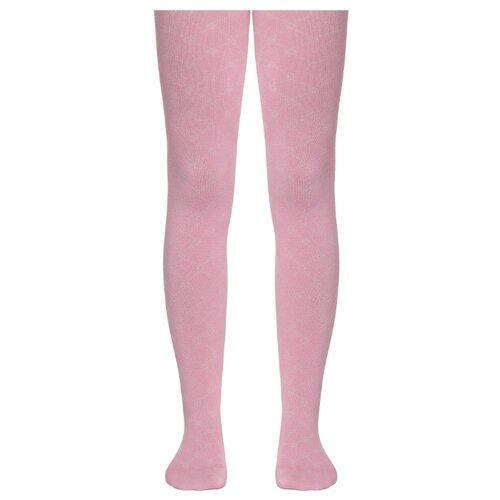 Фото - Колготки Conte-kids CLASS Lycra, размер 150-152, 401 светло-розовый колготки принцессы светло розовый
