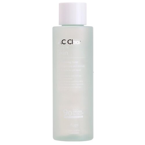 Купить The Plant Base Тонер для чувствительной кожи AC Clear Pure N Lotion, 180 мл
