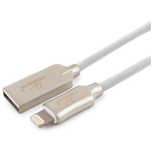 Купить Кабель Cablexpert Platinum USB - Lightning (CC-P-APUSB02) 1 м белый