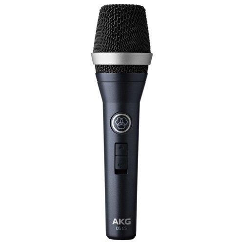 Микрофон AKG D5 CS темно-синий