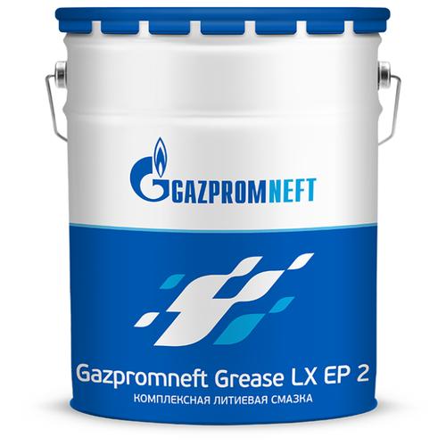 Автомобильная смазка Газпромнефть Grease LX EP 2 8 кг