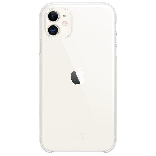 Купить Чехол Apple прозрачный для Apple iPhone 11 бесцветный