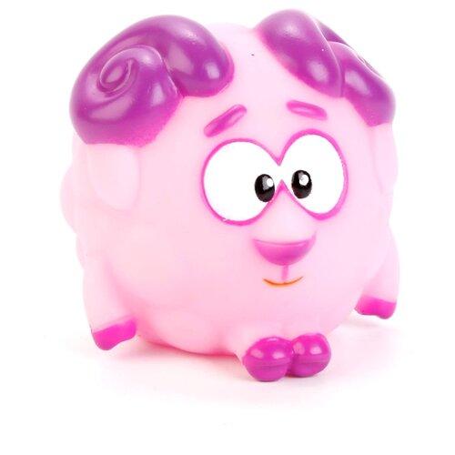 Купить Игрушка для ванной Играем вместе Смешарики. Бараш (LXST40R) сиреневый, Игрушки для ванной