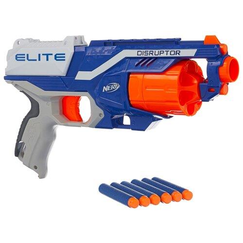 Купить Бластер Nerf Элит Дисруптор (B9837), Игрушечное оружие и бластеры
