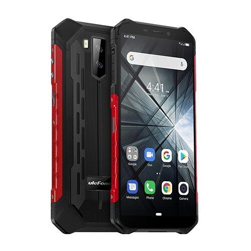 Смартфон Ulefone Armor X3 красный