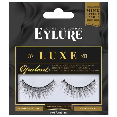 Eylure Накладные ресницы Luxe Opulent черный