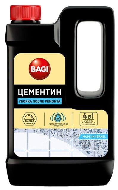 Bagi жидкость Цементин уборка после ремонта — купить по выгодной цене на Яндекс.Маркете