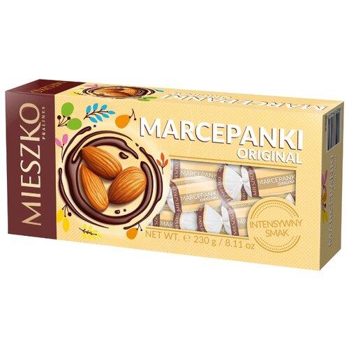 Набор конфет Mieszko с марципаном, 230 г набор конфет mieszko с виски 180 г
