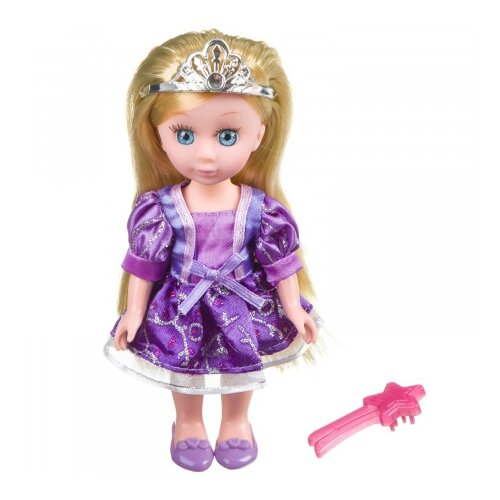 Фото - Кукла Bondibon OLY, 16.5 см, ВВ4322 мягкие игрушки bondibon кукла oly ника 26 см