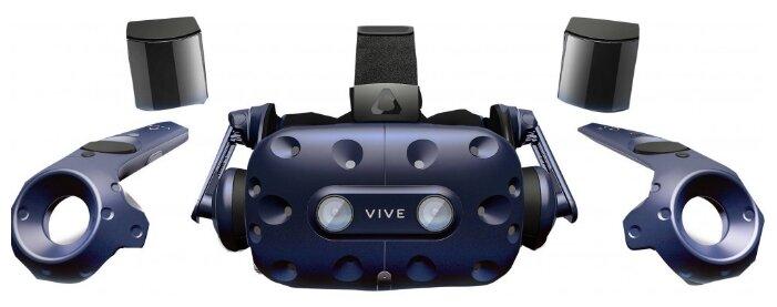Шлем виртуальной реальности HP HTC Vive Pro Full Kit VR System