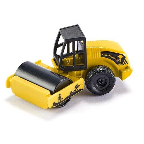 Машинка Siku 0895 7 см желтый/черный игрушка siku машинка порш 918 rsr 7 8 9 7 3 5см 1475