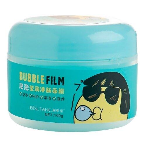 Bisutang Bubble film маска кислородно-пузырьковая, 100 г