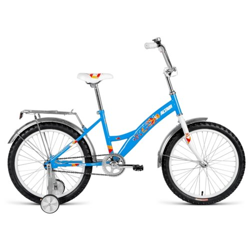 """Детский велосипед ALTAIR Kids 20 (2019) синий 13"""" (требует финальной сборки)"""