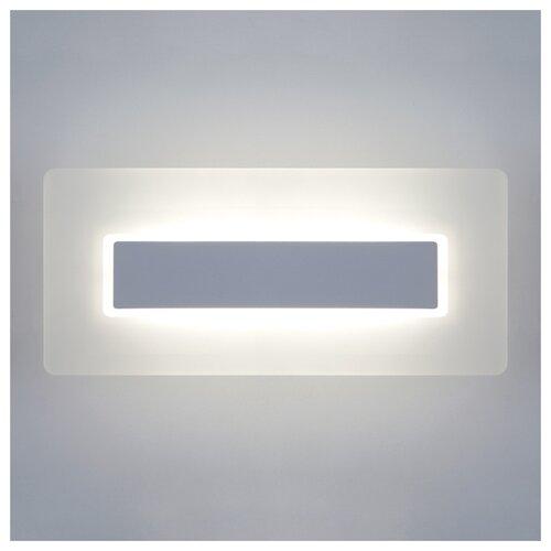 Настенный светильник Eurosvet 40132/1 белый, 12 Вт светильник настенный eurosvet screw 40136 1 6w белый