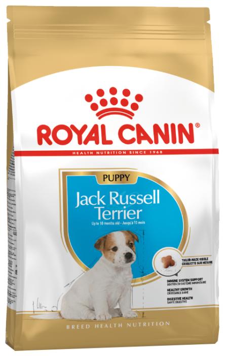 Корм для щенков Royal Canin Джэк рассел терьер 3 кг