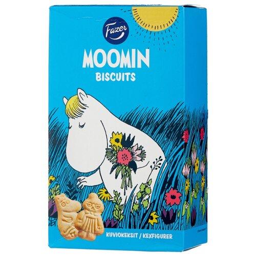 Печенье Fazer Moomin 175 г цена 2017