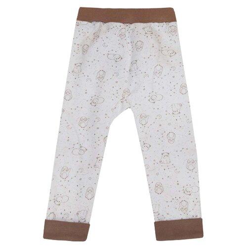 Купить Брюки KotMarKot Созвездие 75810 размер 62, молочный, Брюки и шорты