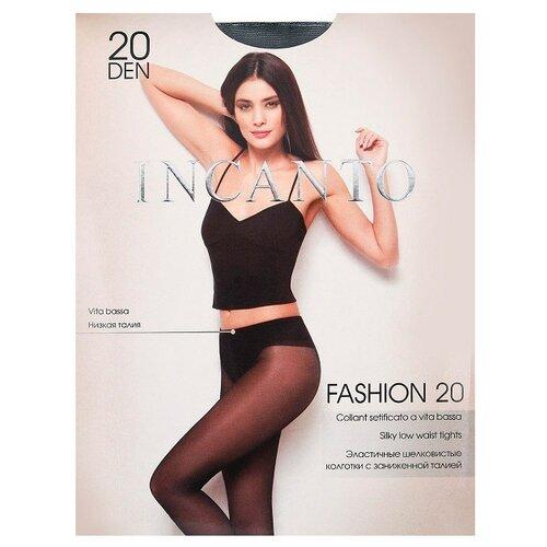 Колготки Incanto Fashion 20 den, размер 4, nero