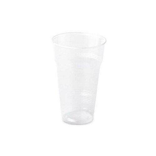 Мистерия стаканы одноразовые 0,5 л (12 шт.) прозрачные