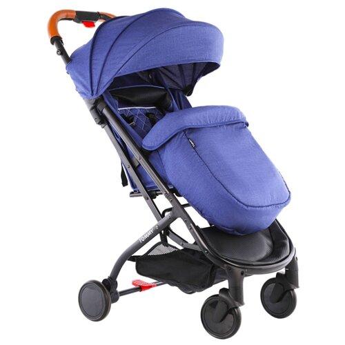 Прогулочная коляска Tommy Style blue