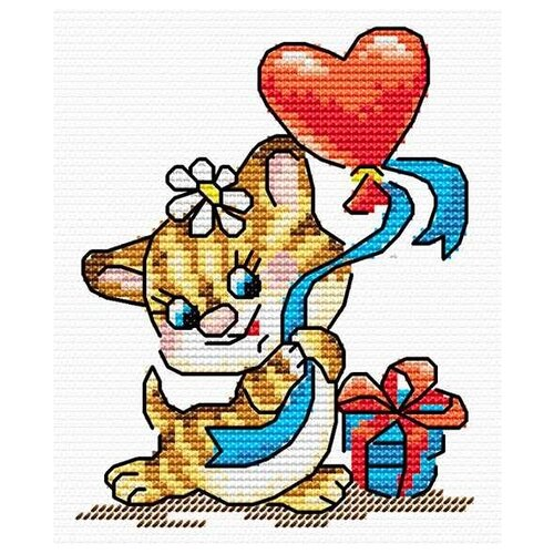Купить Набор Время любить 15х10 МП-Студия М-002, М.П.Студия, Наборы для вышивания