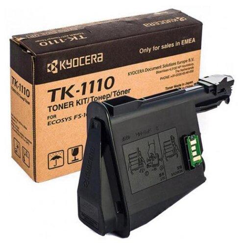 Фото - Тонер-картридж ориг. Kyocera TK-1110 черный для FS-1040/1020MFP/1120MFP (2500стр), цена за штуку, 184242 тонер картридж tk 1110