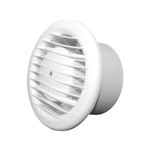 Вытяжной вентилятор Dospel NV 15, белый 20 Вт