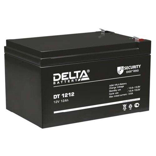 Аккумуляторная батарея DELTA Battery DT 1212 12 А·ч