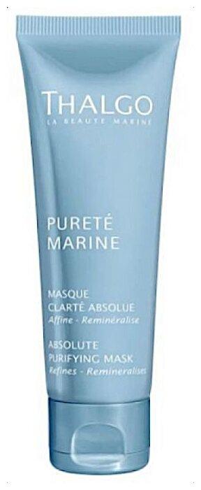 Thalgo маска Purete Marine очищающая с каолином