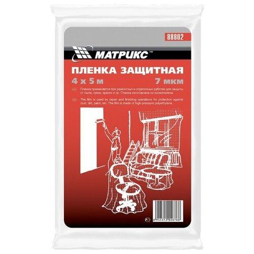 Защитная пленка matrix 88827, 5 м, бесцветные пленка