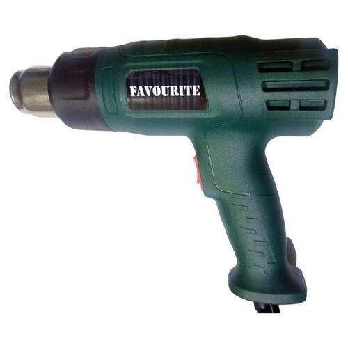 Фото - Строительный фен FAVOURITE FHGP 2000 2000 Вт бытовая техника beurer фен hc55 2000 вт