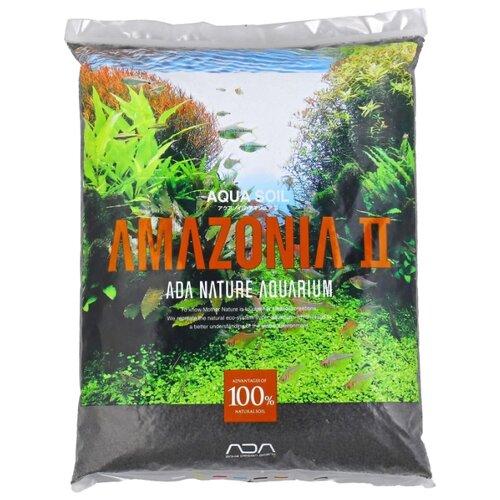 Грунт ADA Amazonia II 3 л коричневый