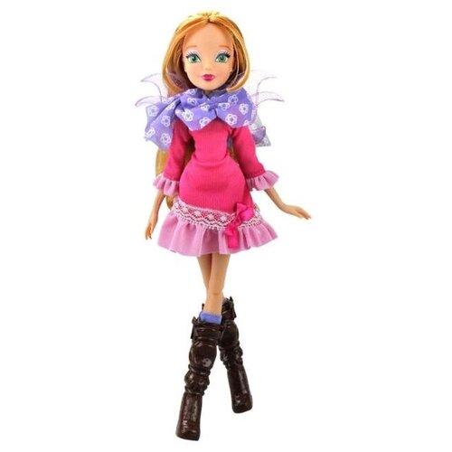 Купить Кукла Winx Club Гламурные подружки Флора, 27 см, IW01711802, Куклы и пупсы