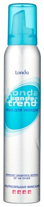 Londa Professional Trend пена для волос ультра-сильной фиксации