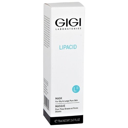 Gigi Лечебная маска Lipacid Mask, 75 мл косметика gigi цена